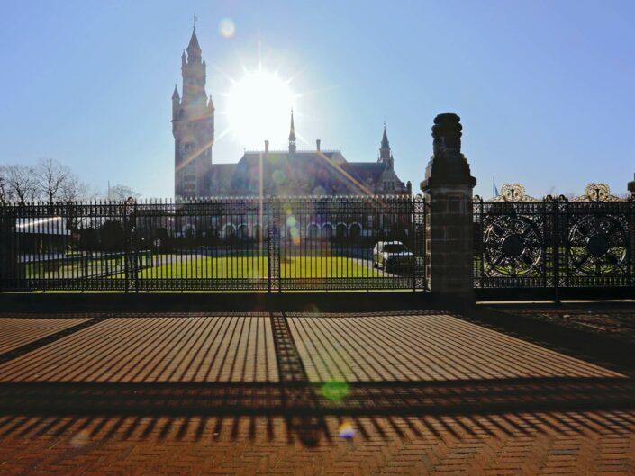 Peacepalace the Hague