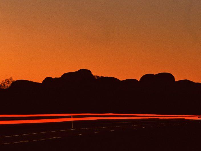 Travel photography Australia the olgas