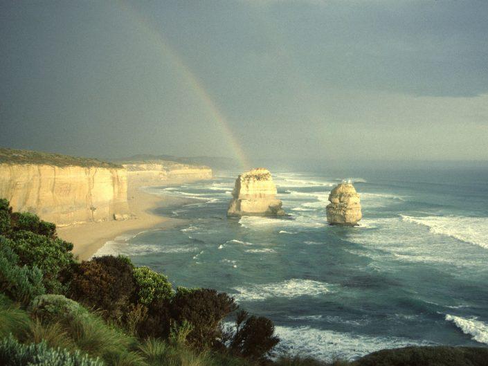 Travel photography Australia great ocean road