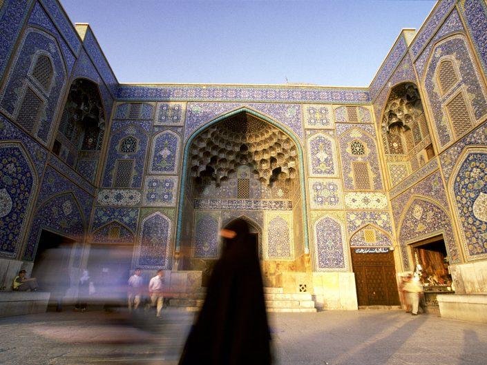 Travel photography Iran